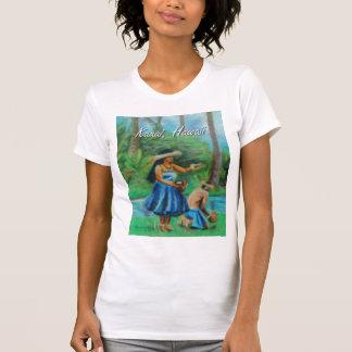 Dançarinos de Hula Camiseta