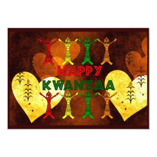 Dançarinos de Kwanzaa