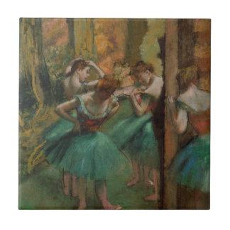 Dançarinos dos trabalhos de arte do balé