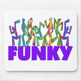 Dançarinos Funky Mousepad