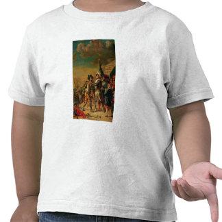 Dando a corrente da ordem de Saint-Michel T-shirt