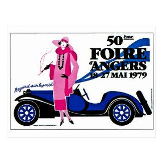 d'Angers de Foire - propaganda do francês do Cartão Postal