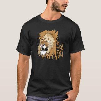 Daniel e o antro do leão camiseta