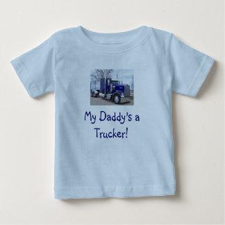dantruck, um camionista do meu pai! camisetas