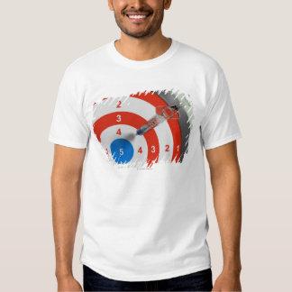 Dardo da seringa t-shirts