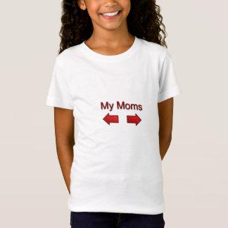 """Das """"As meninas minhas mães"""" couberam a camisa"""