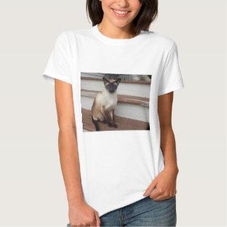 """Das """"camisa do T mulheres engraçada meu gato do Camisetas"""
