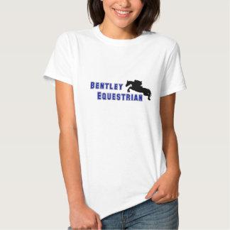 Das mulheres equestres da equipe de Bentley a Camisetas