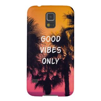 """Das """"por do sol tropical das palmas da praia boas capa para galaxy s5"""