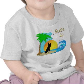 Das ressacas t-shirt da menina do surfista acima -
