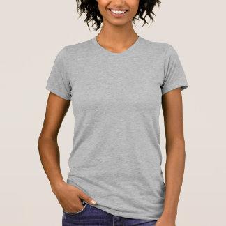 Das senhoras LIMPAS da faixa do RW pequeno t-shirt