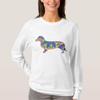 Daschund Camiseta