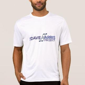 Dave Harris projeta-se (as camisetas da edição