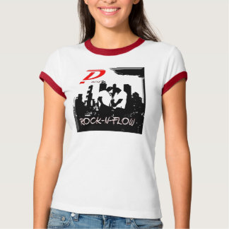 Dbois da senhora T de MentalBlock Tshirt