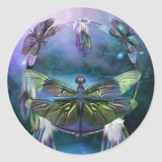 DC_Spirit da etiqueta da arte da libélula