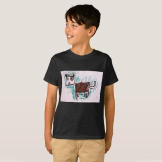 """De """"a camisa do cão Brown"""" por Luka Myers"""
