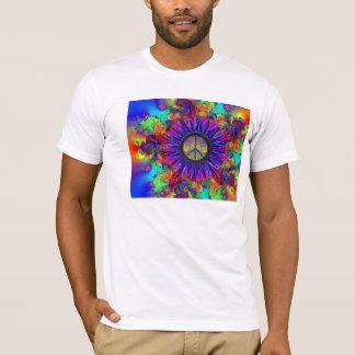 """""""Dê a paz uma possibilidade """" Camiseta"""