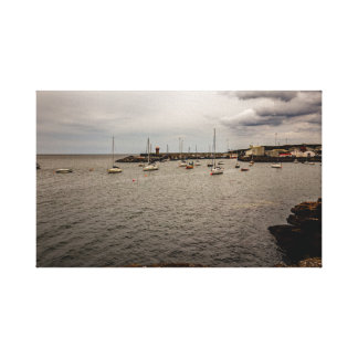 """De """"as canvas do porto do leste Dunmore"""""""