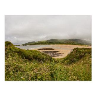 "De ""baía Derrynane, cartão de Ireland"""