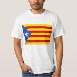 "De ""bandeira Catalan da independência L'Estelada Camiseta"