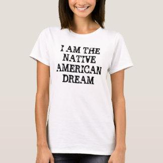 """De """"bebê Dol do sonho nativo americano"""" do Camiseta"""