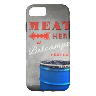 De Belcampo da carne capa de telefone aqui