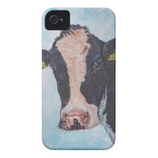De Blackberry da case mate vaca corajosa de Capinhas iPhone 4