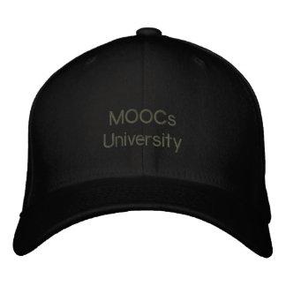 """De """"boné da revolução MOOCs U"""" - educação para Boné Bordado"""