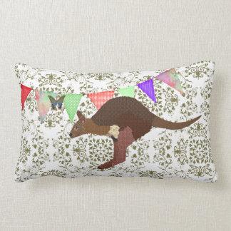 De bronze & cora o travesseiro de Mojo do Wallaby