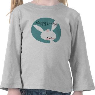 """De """"camisa da criança pouco coelhinho da Páscoa"""" Tshirts"""