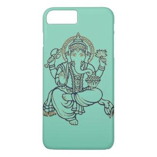 "De ""capa de telefone Ganesh "" Capa iPhone 7 Plus"