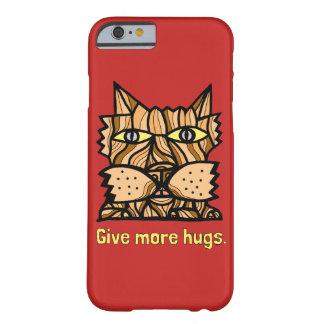 """""""Dê capa de telefone lustrosa de mais abraços"""""""