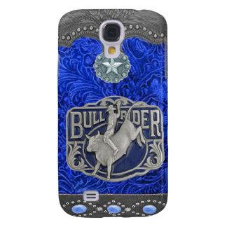 """De """"capa iphone 3 ocidental do rodeio do cavaleiro capas personalizadas samsung galaxy s4"""