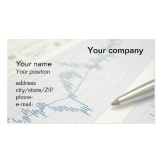 """De """"cartão de visita do gráfico e da caneta do mer cartão de visita"""