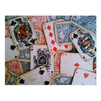"""De """"cartão dos cartões jogo"""""""