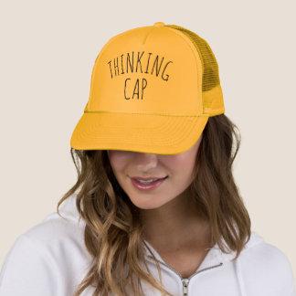 """De """"chapéu do camionista do BONÉ PENSAMENTO"""""""