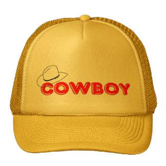"De ""chapéu vaqueiro chapéu irónico no chapéu"" bonés"
