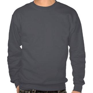 De F K CARA YEAH cinza de carvão vegetal Suéter
