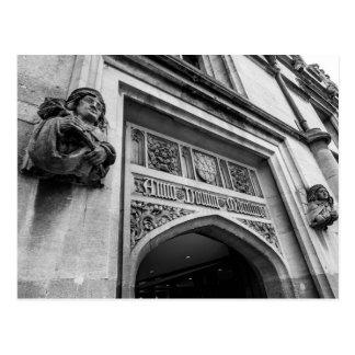 """De """"faculdade Magdalen, cartão de Oxford"""""""