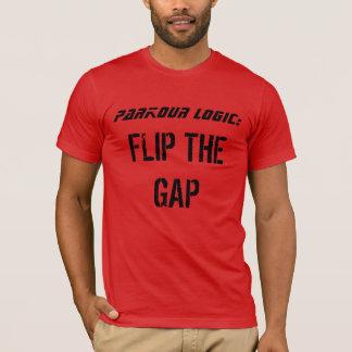 """De """"lógica Parkour: Lance t-shirt de Gap"""""""