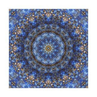 """De """"mandala da estratificação do Lazuli Lapis"""""""