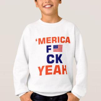 De Merica camiseta yeah