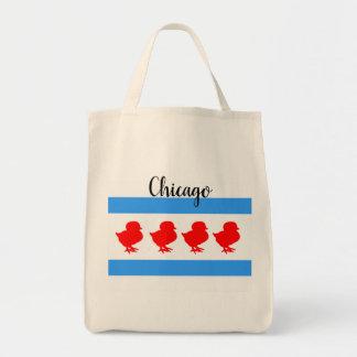 """De """"O bolsa do pintinho Chicago"""""""