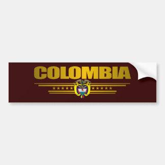"""De """"orgulho Colômbia """" Adesivo Para Carro"""
