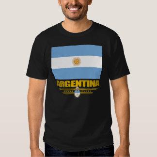 """De """"roupa do orgulho Argentina"""" Tshirt"""
