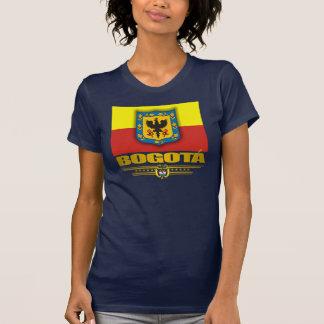 """De """"roupa do orgulho Bogotá"""" Camiseta"""