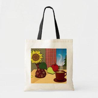 "De ""saco da ruptura café"" bolsa tote"