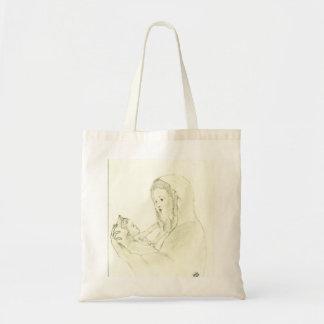 """De """"sacola da criança pequena Mary Sacola Tote Budget"""
