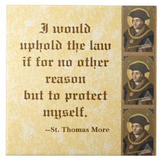 De St Thomas citações famosas mais (SAU 026) na