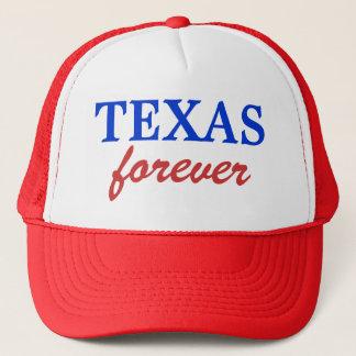 De Texas boné de beisebol para sempre -, chapéu do